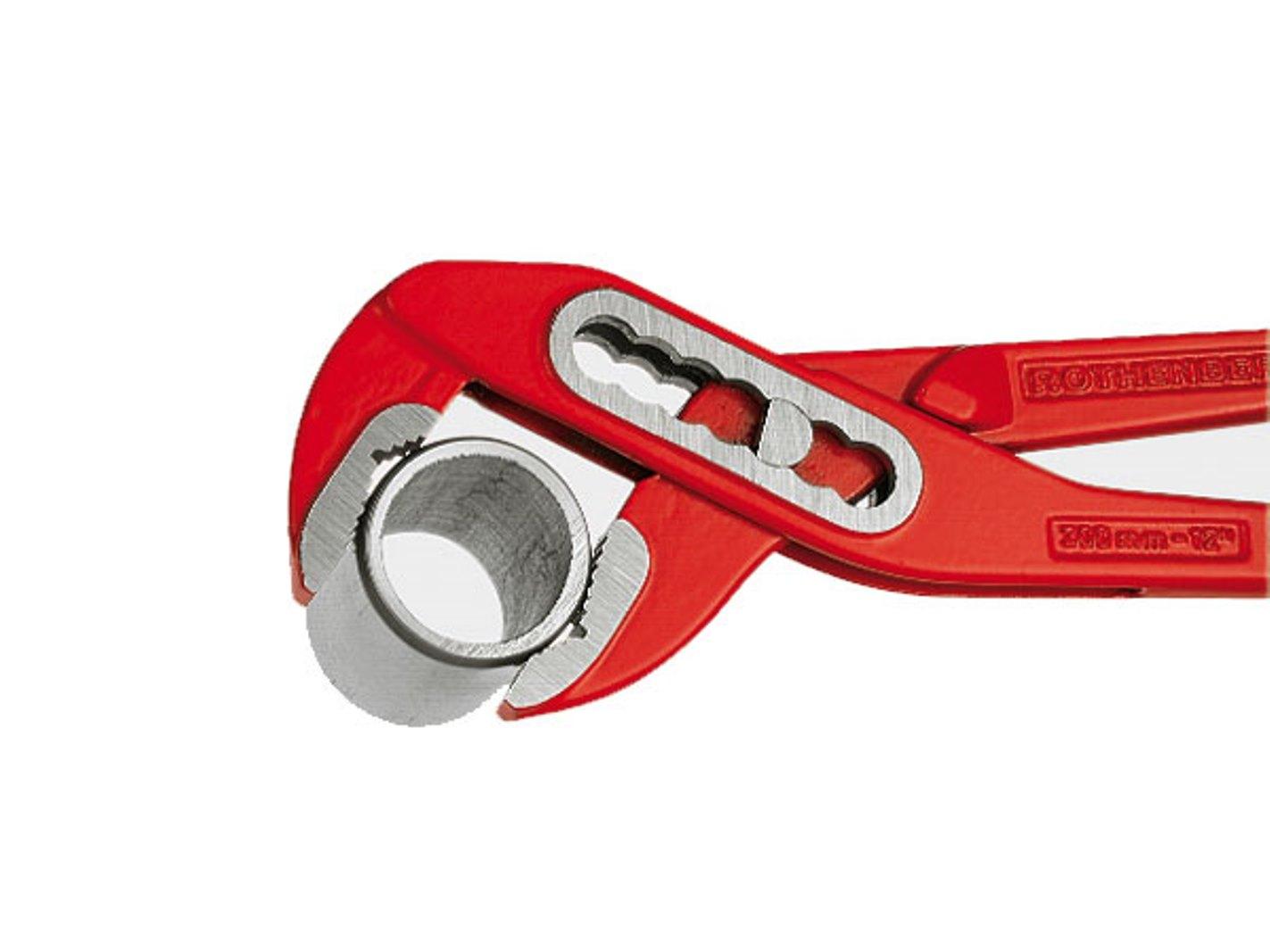 Ключ трубный переставной Rothenberger 70527 ключ rothenberger 72101