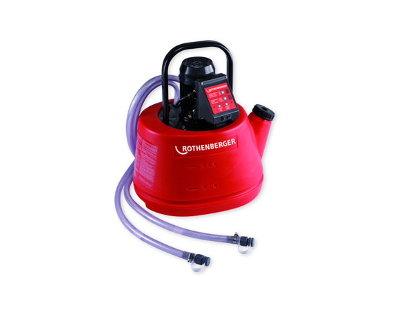 Насос электрический для удаления накипи Rothenberger Romatic 20 61190r