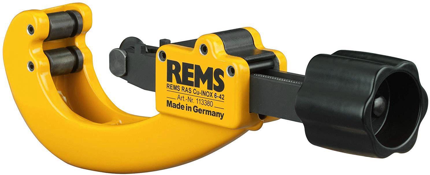 Труборез Rems Ras cu-inoХ 113380 труборез fit hq 6 42 мм профи 70939