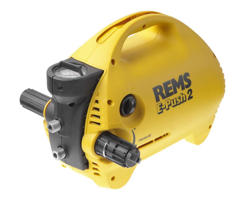 Опрессовщик Rems Е-Пуш 115500 е жидкость 60 40 6 30 мл 02 мг