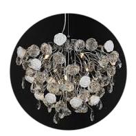 Люстра Lamplandia 5016-10 rosa white люстра lamplandia 8599 10 rigato