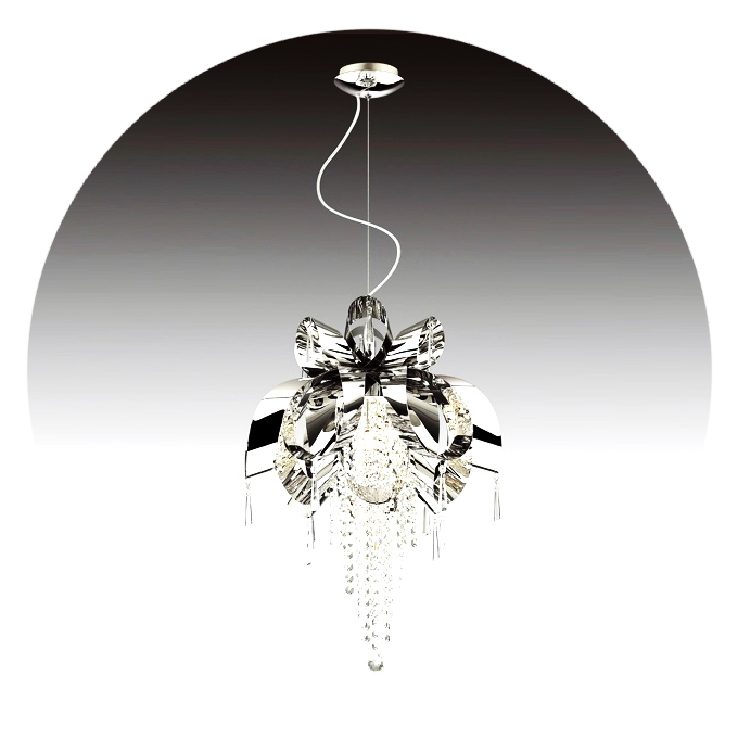 Люстра Lamplandia 3781-6 joffee silver lamplandia подвесная люстра lamplandia 9004 6 veronica
