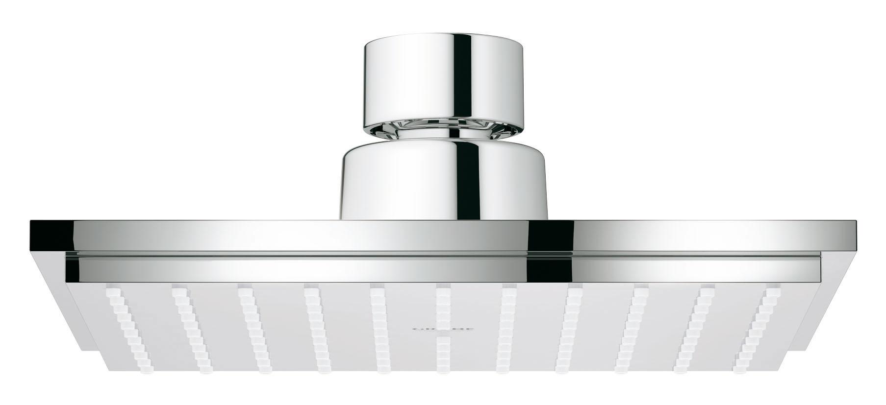 Душ верхний Grohe Euphoria cube 27705000 набор верхний душ с потолочным душевым кронштейном grohe power