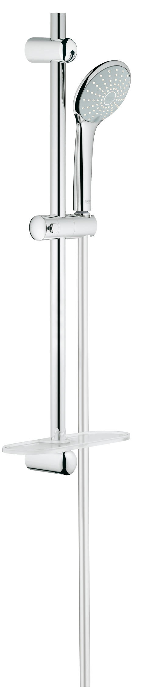 Комплект душевой Grohe Euphoria eco 27230001 grohe душевой гарнитур grohe euphoria cube stick 27700000