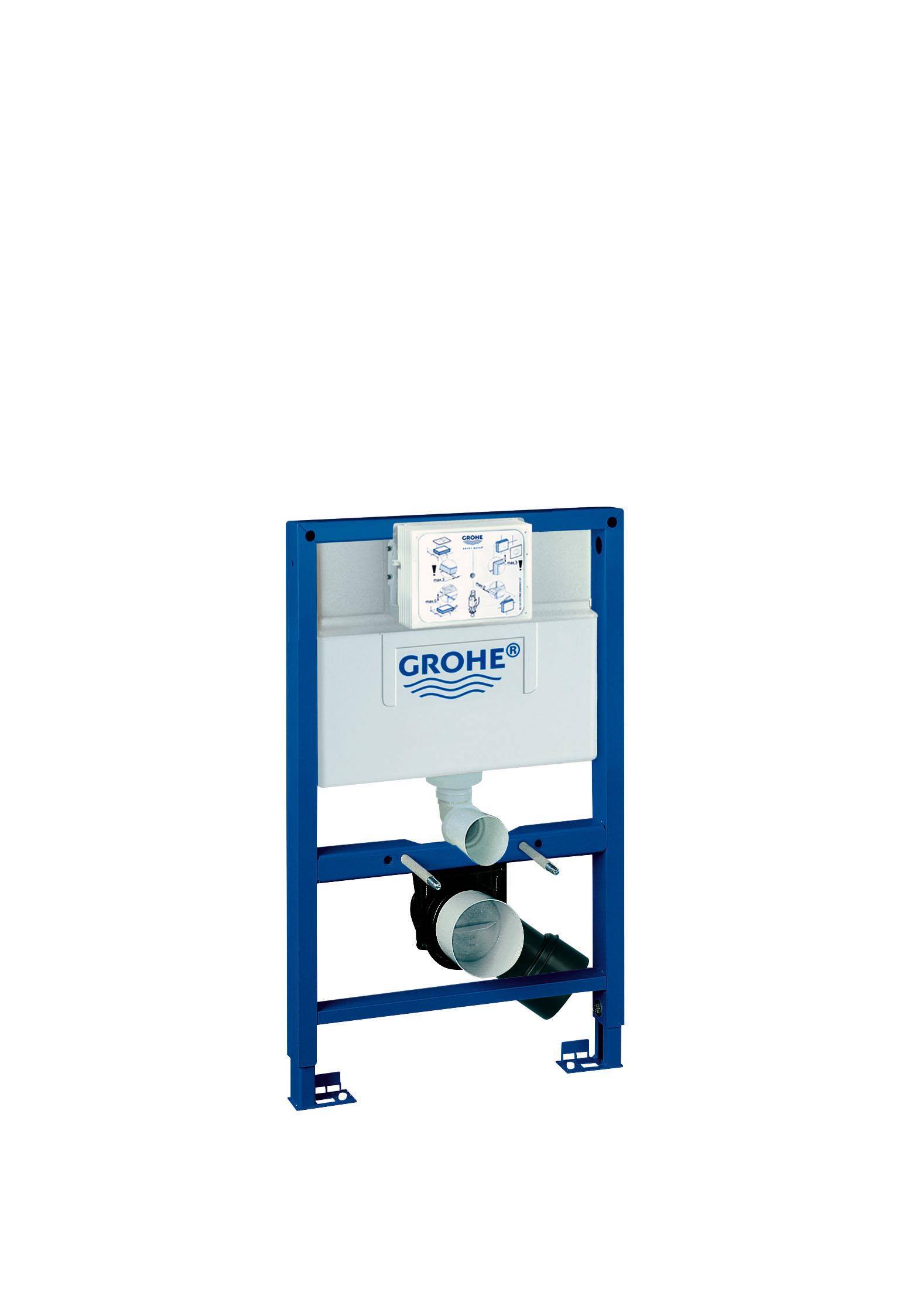 Инсталляция Grohe Rapid sl 38526000 инсталляция grohe rapid sl для унитаза 38528001