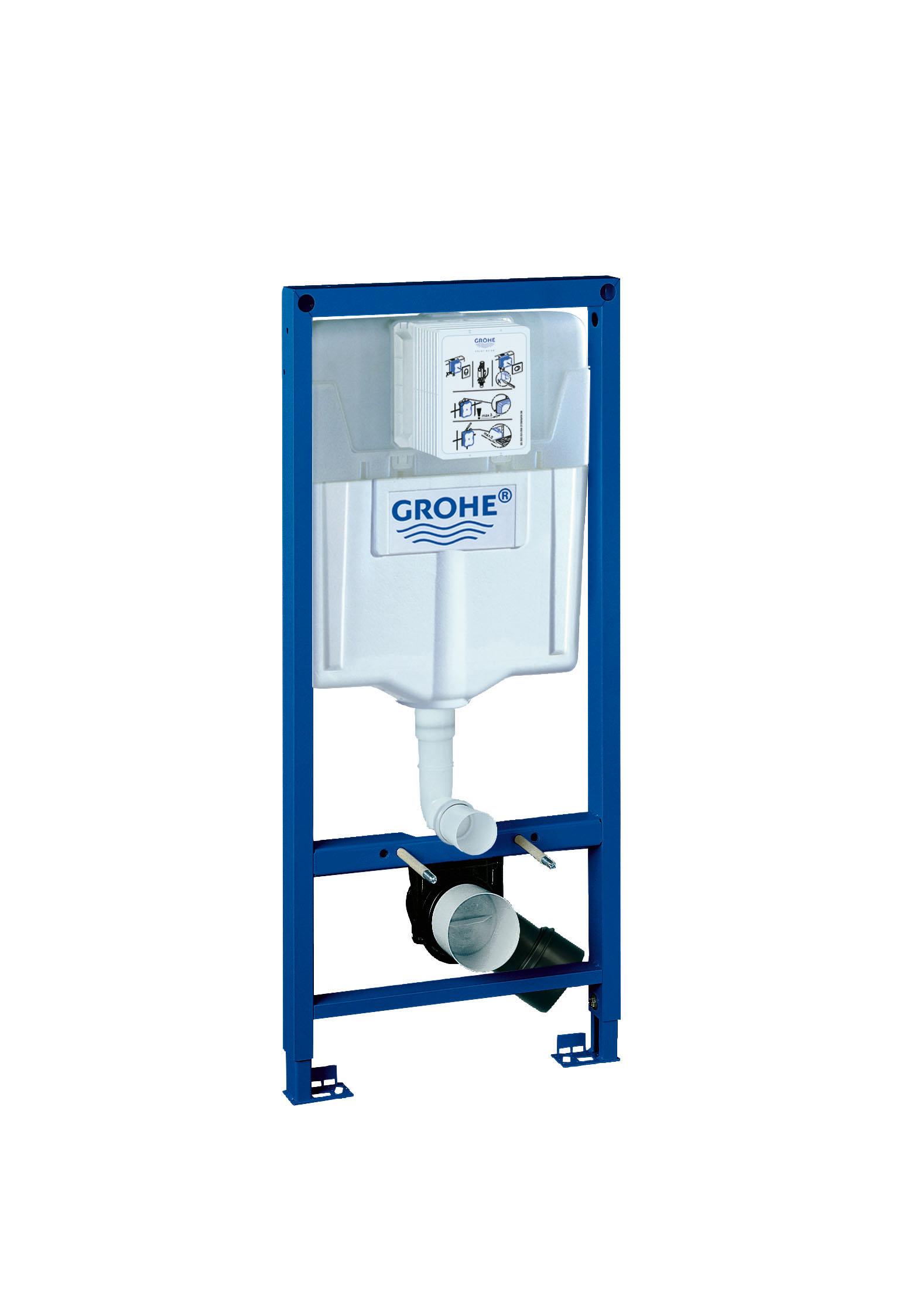 Инсталляция для унитаза Grohe Rapid sl 38528001 инсталляция grohe rapid sl для унитаза 38528001