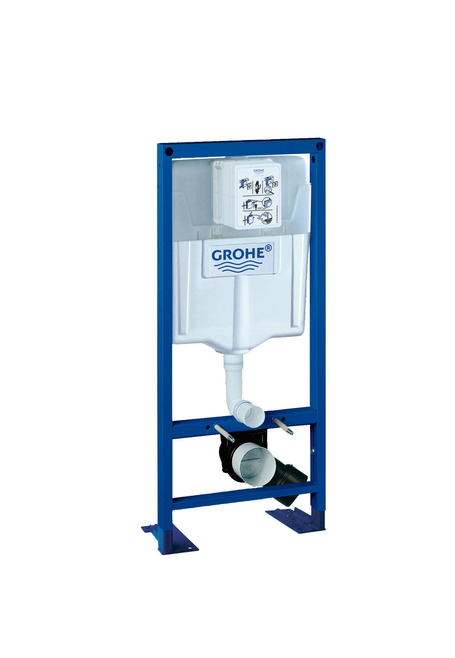 Инсталляция для унитаза Grohe Rapid sl 38584001 инсталляция grohe rapid sl для унитаза 38528001