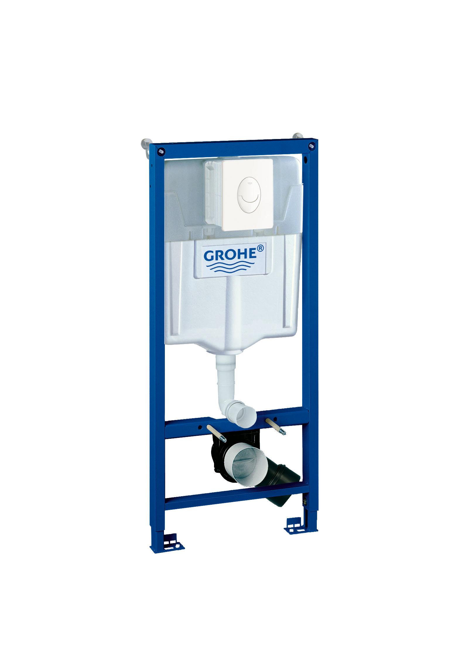 Инсталляция для унитаза Grohe Rapid sl 38722001 инсталляция grohe rapid sl 38840000 для подвесного унитаза