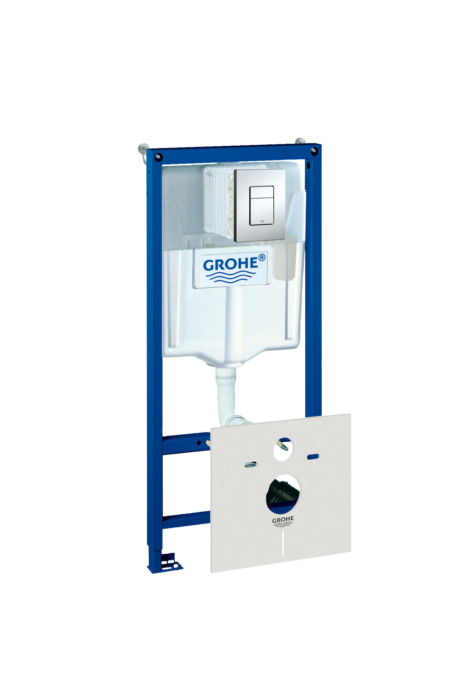 Инсталляция для унитаза Grohe Rapid sl 38827000 инсталляция grohe rapid sl 38840000 для подвесного унитаза