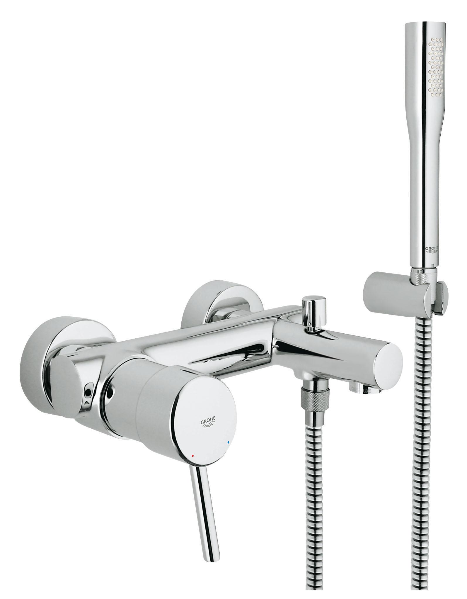 Смеситель для ванны Grohe Concetto 32212001  цена и фото