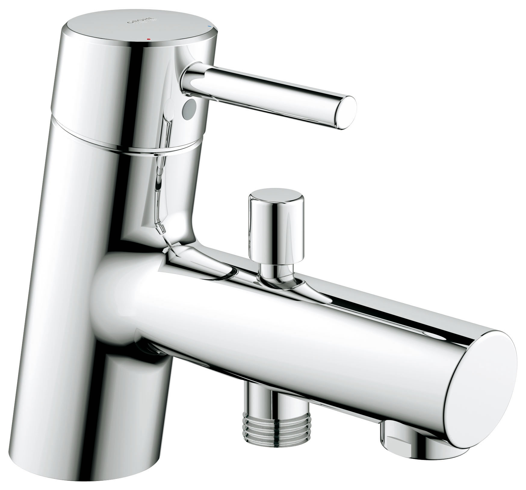 Смеситель на борт ванны Grohe Concetto 32701001  цена и фото
