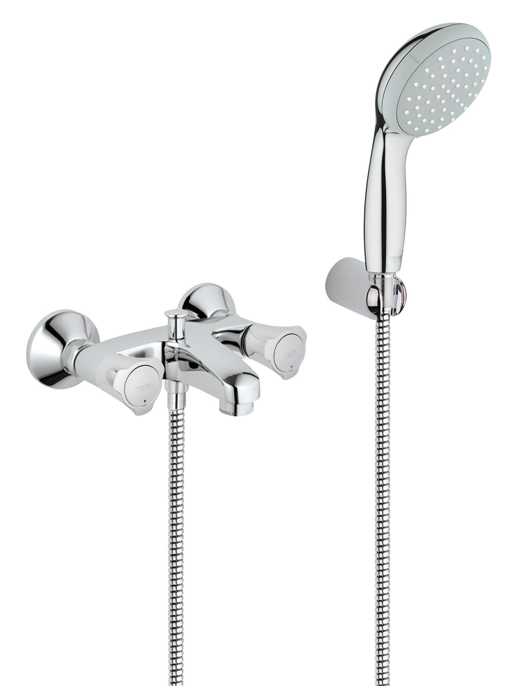 Смеситель для ванны Grohe Costa l 25460001 экран для ванны triton скарлет l