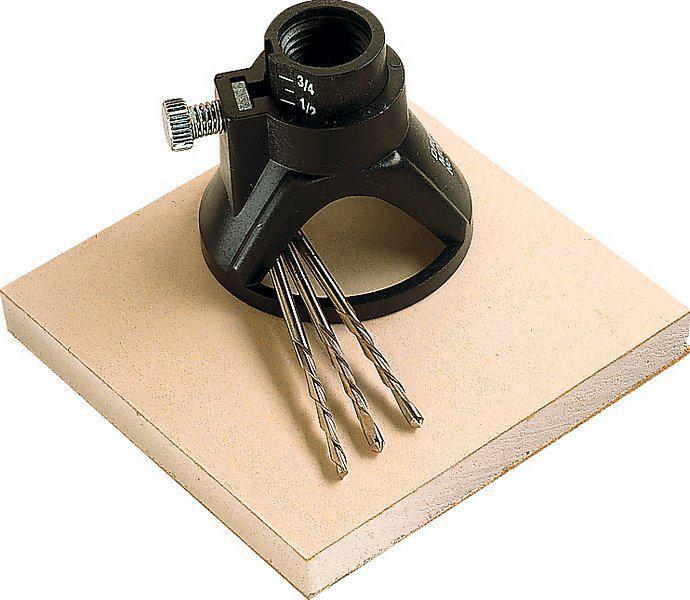Направляющая резки DremelПриспособления для электроинструмента<br>Тип: насадка для резки,<br>Назначение: для Dremel,<br>Вес нетто: 0.074<br>