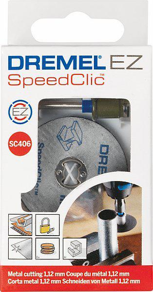 Держатель Dremel Sc406 speed clic
