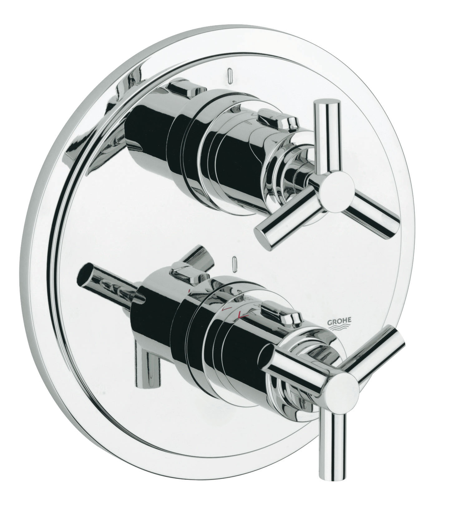 Смеситель термостатический Grohe Atrio ypsilon 19394000 32129001 atrio 7° смеситель однорычажный для раковины grohe
