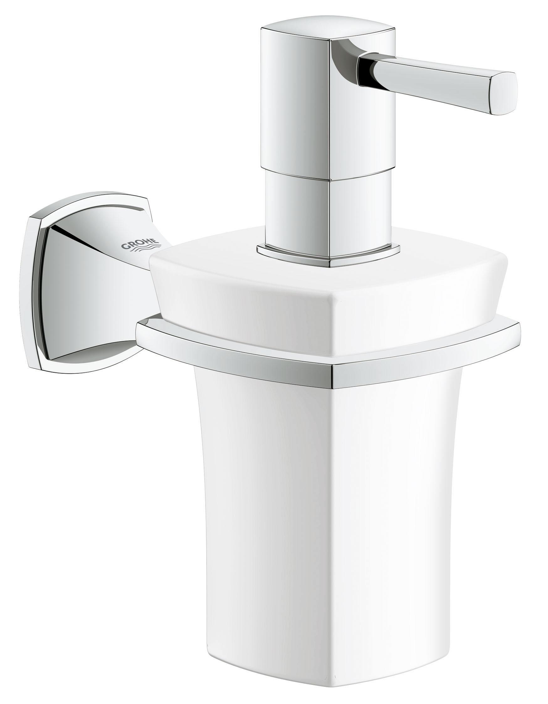 Дозатор для жидкого мыла Grohe Grandera 40627000 недорго, оригинальная цена