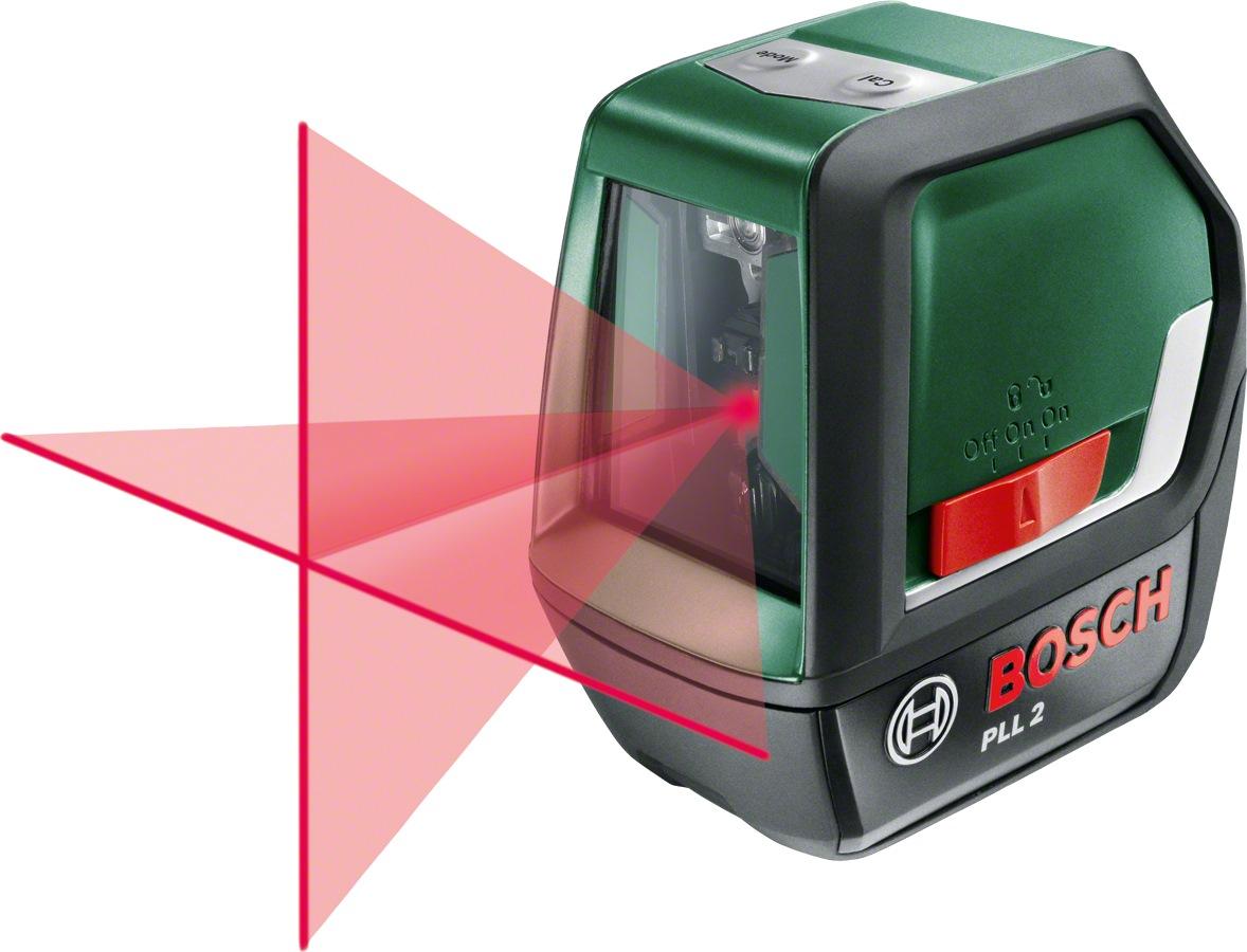 Уровень Bosch Pll 2 eeu (0.603.663.420)