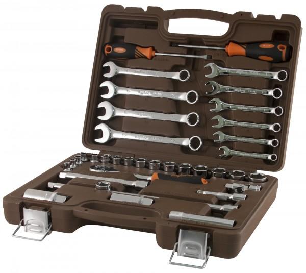 Набор инструментов в чемодане, 37 предметов Ombra Omt37s  цена и фото