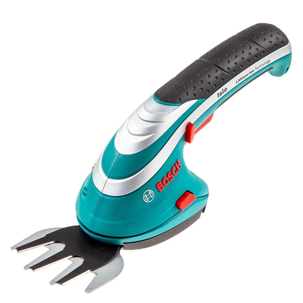 Аккумуляторные ножницы Bosch Isio 3 (0.600.833.100) аккумуляторные ножницы для травы bosch isio 3 чехол 0600833100