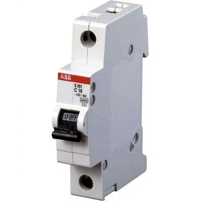 Автомат Abb S201 c25 дифференциальный автомат 1p n 10а тип c 30 ма 4 5 ka abb dsh941r