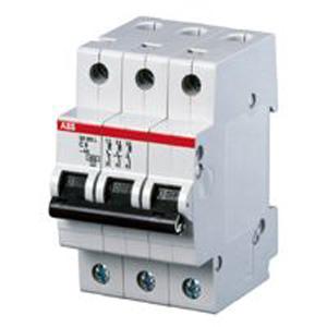 Автомат Abb S203 c32 автомат 3p 6а тип с 6ка abb s203