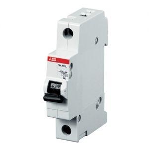 Автомат Abb Sh201l c20 дифференциальный автомат 1p n 25а тип c 30 ма 4 5 ka abb dsh941r