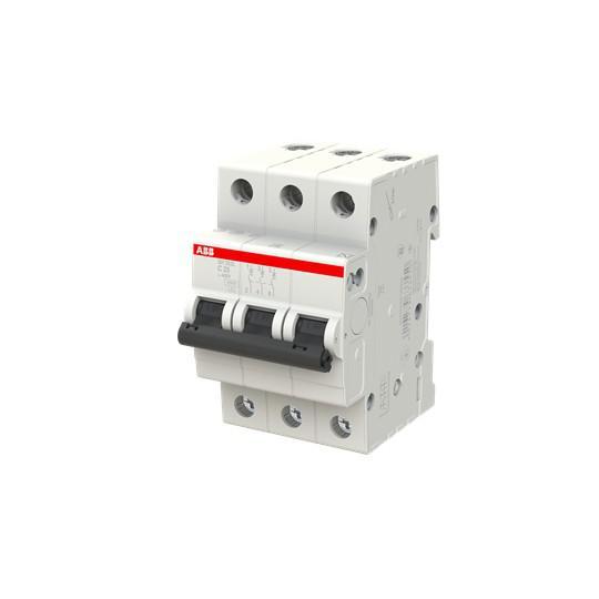 Автомат Abb Sh203l c25 дифференциальный автомат 1p n 10а тип c 30 ма 4 5 ka abb dsh941r