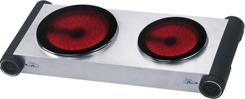 Плитка электрическая Ricci Ric-09c плитка инфракрасная 2конф ricci ric 3206