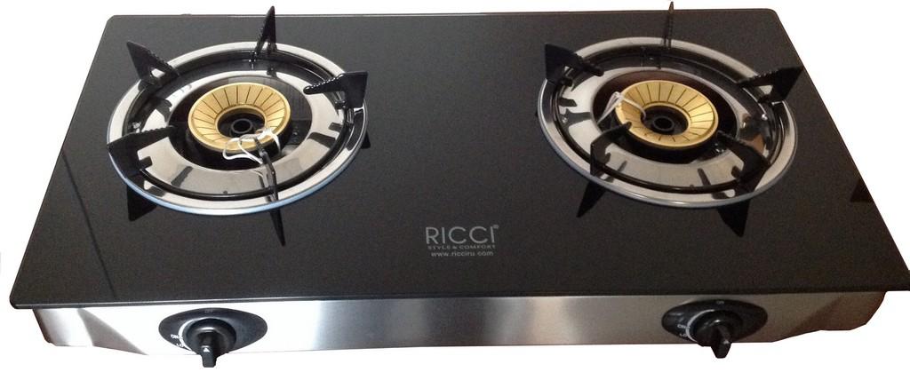 Плита газовая Ricci Rgh-712