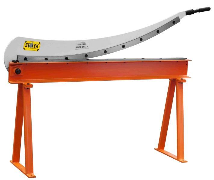 Гильотинные ножницы Stalex Hs-500 электромеханическая гильотина stalex gm 1000 1 5