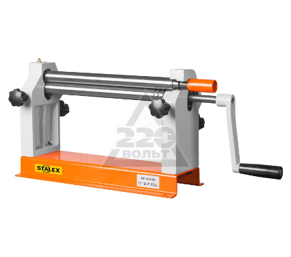 Станок вальцовочный STALEX W01-0.8х305