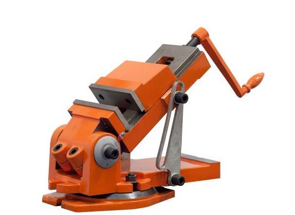 Тиски станочные Stalex Tqc6 тиски stalex гризли 200x200 мм