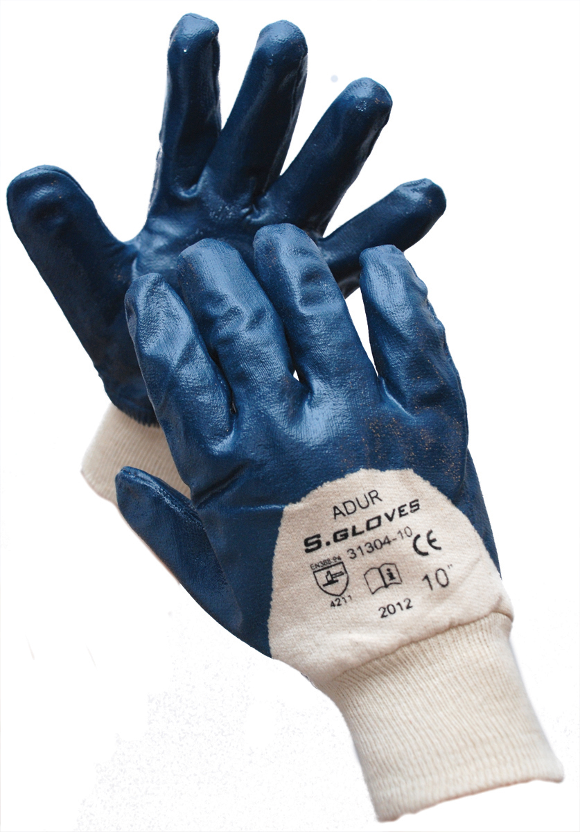 Фото. Перчатки нитриловые Sgloves Per8