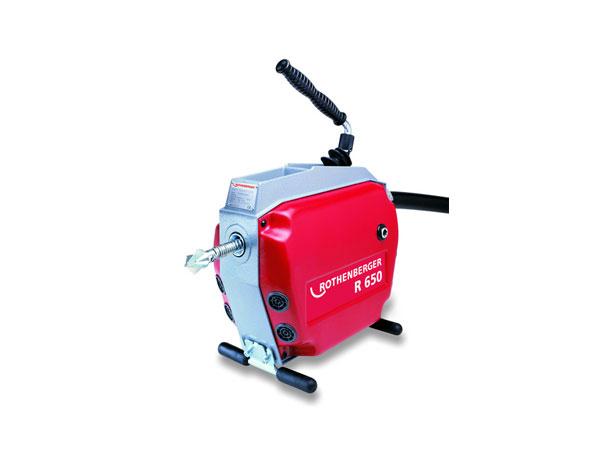 Прочистная машина Rothenberger R 650 72680 прочистная машина посейдон вна б 210 10а