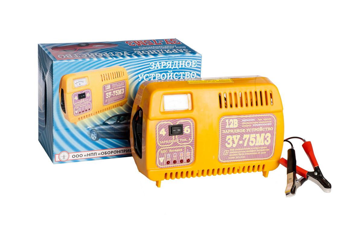 75М3, Зарядное устройство
