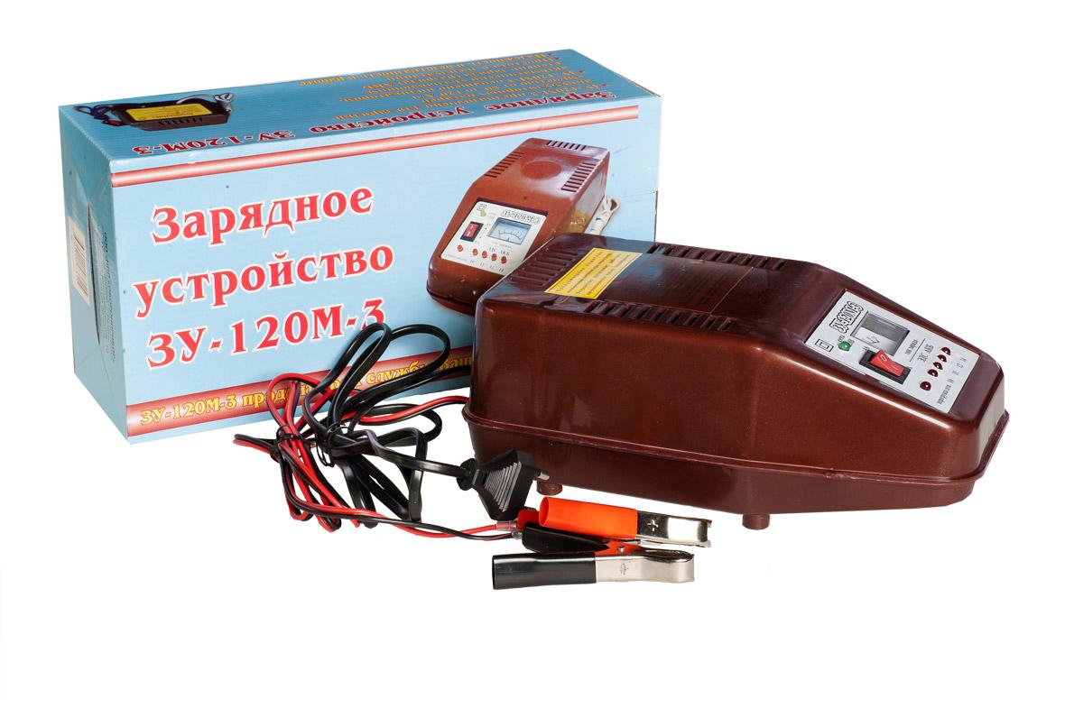 Зарядное устройство ЗУ 120М-3 устройство зарядное трофи tr 120