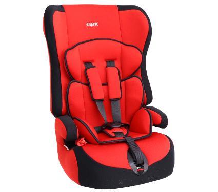 Детское автомобильное кресло SIGER ПРАЙМ КРЕС0002