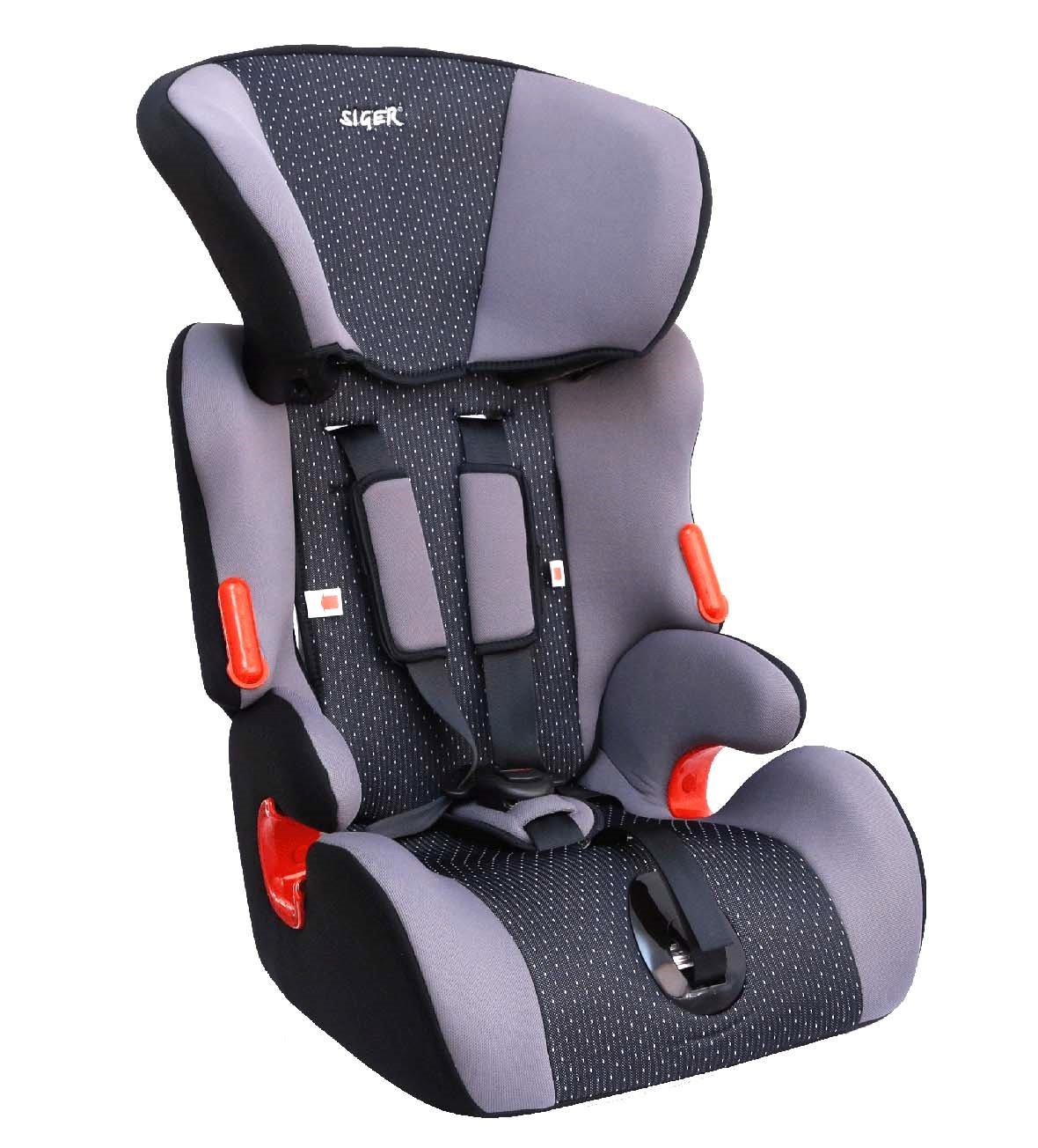 Купить Детское автомобильное кресло Siger КОСМО КРЕС0046