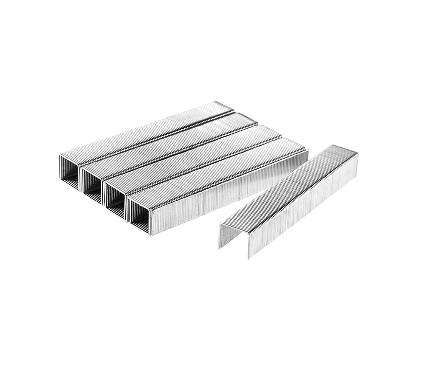 Скобы для степлера HAMMER Скобы закален. 10мм, сечение 0,75мм, длина 11,3мм (тип 53)