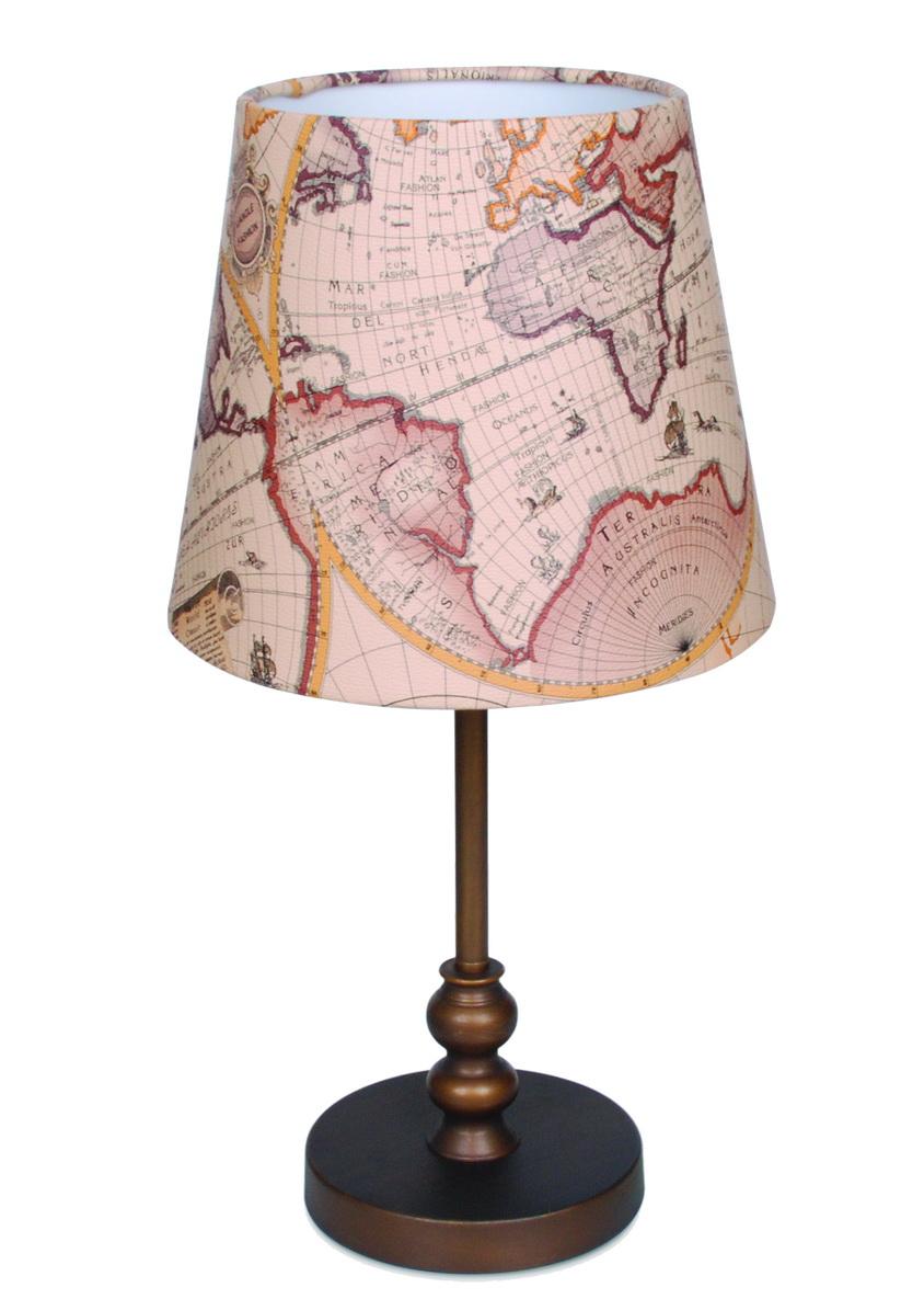 Лампа настольная Favourite 1122-1t настольная лампа favourite декоративная sole 1321 1t