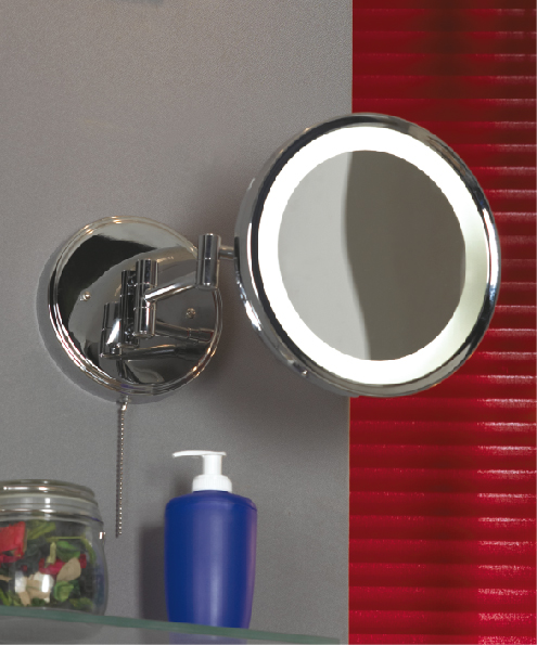 Зеркало Lussole Lsl-6101-01