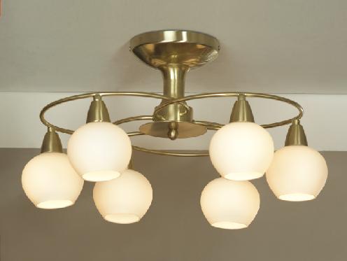 Люстра Lussole Lsq-4717-06 люстра мишель 5xe14x60 вт металл стекло цвет золото