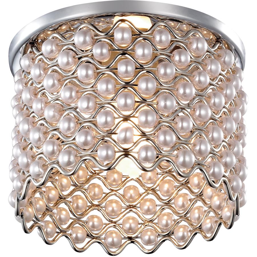 Светильник встраиваемый Novotech Pearl nt14 012 369888 novotech встраиваемый светильник novotech pearl 369892