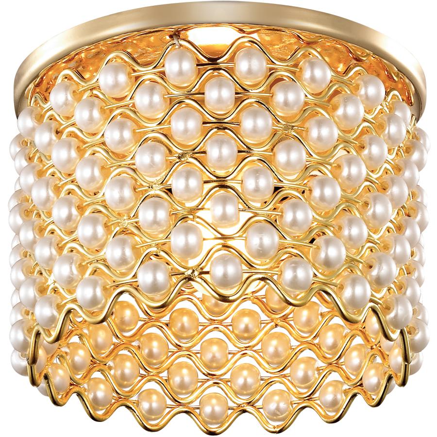 Светильник встраиваемый Novotech Pearl nt14 012 369890 novotech встраиваемый светильник novotech pearl 369895