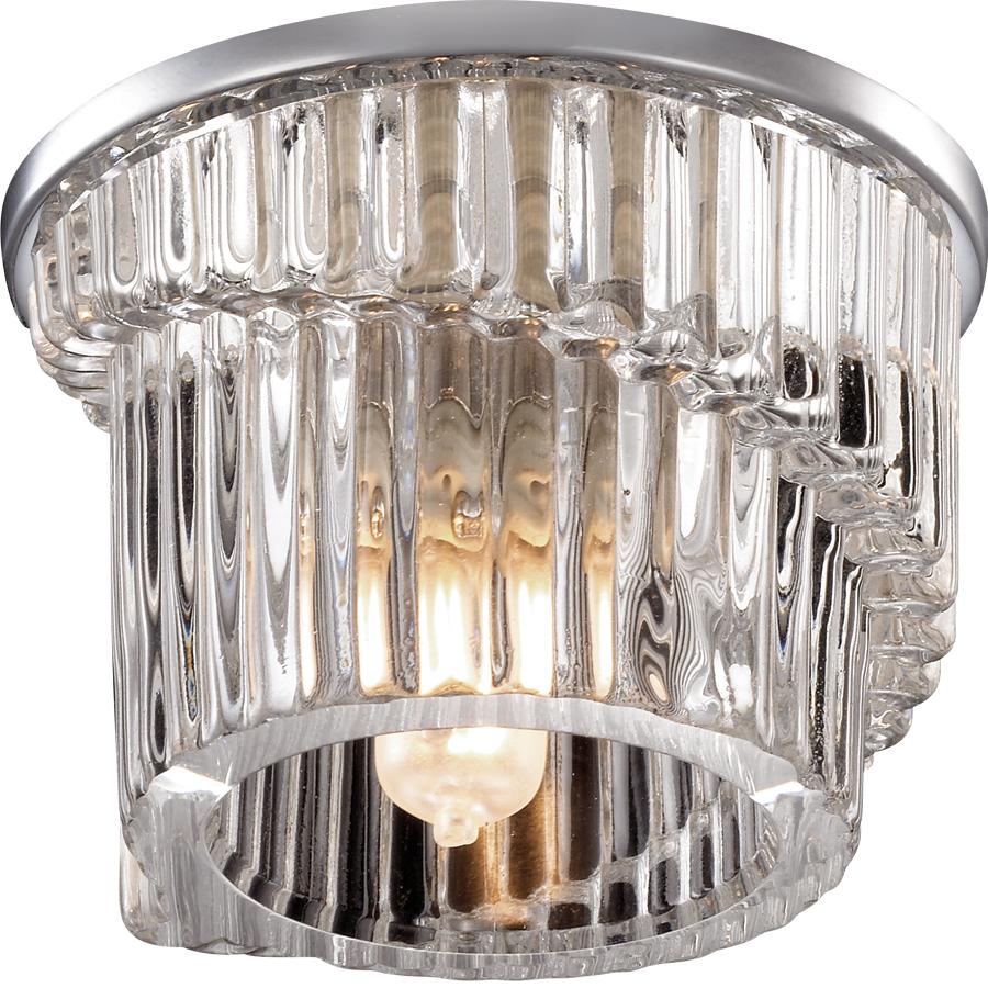 все цены на Светильник встраиваемый Novotech Dew nt14 018 369900 онлайн