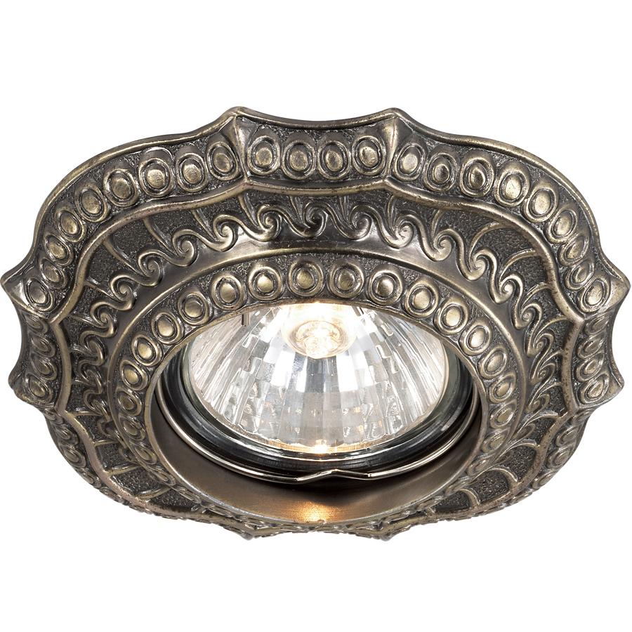 Светильник встраиваемый Novotech Vintage nt14 022 369855