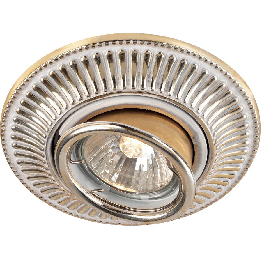 Светильник встраиваемый Novotech Vintage nt14 023 369859 novotech встраиваемый светильник novotech vintage 369859