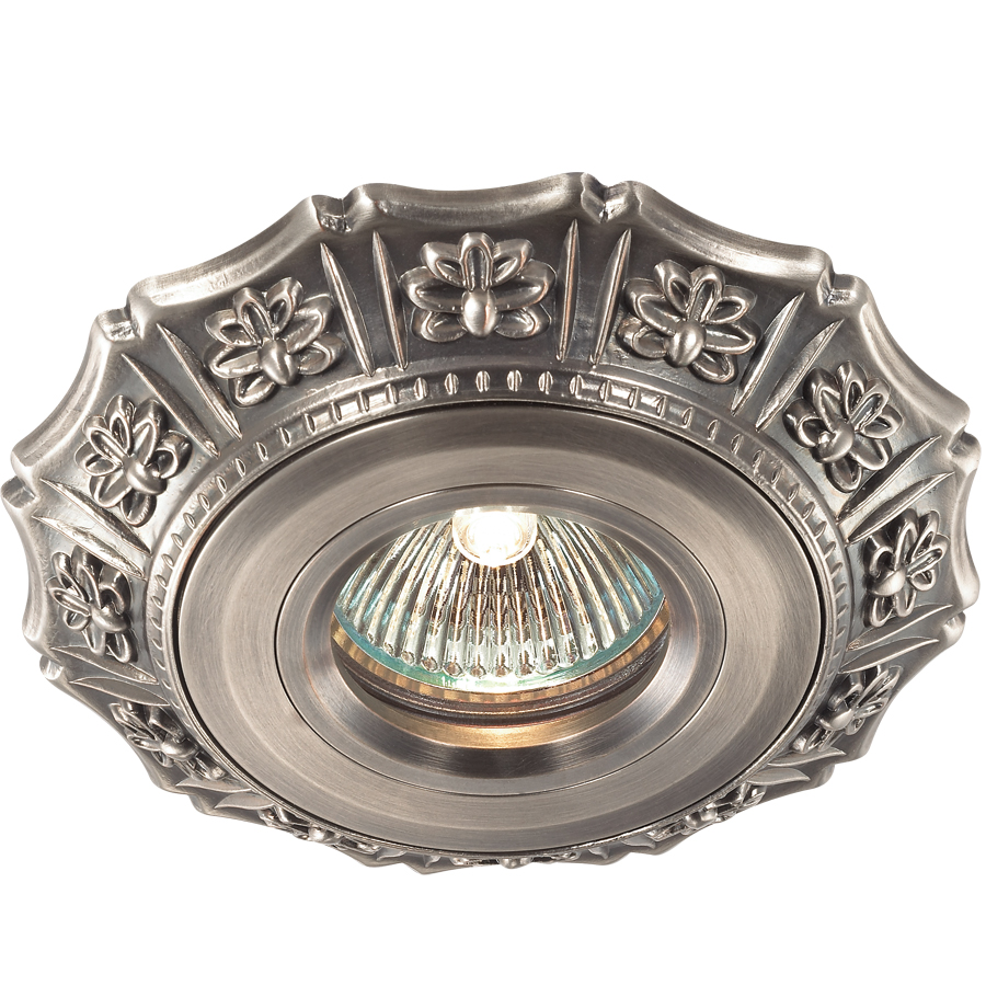 Светильник встраиваемый Novotech Vintage nt14 025 369934 все цены