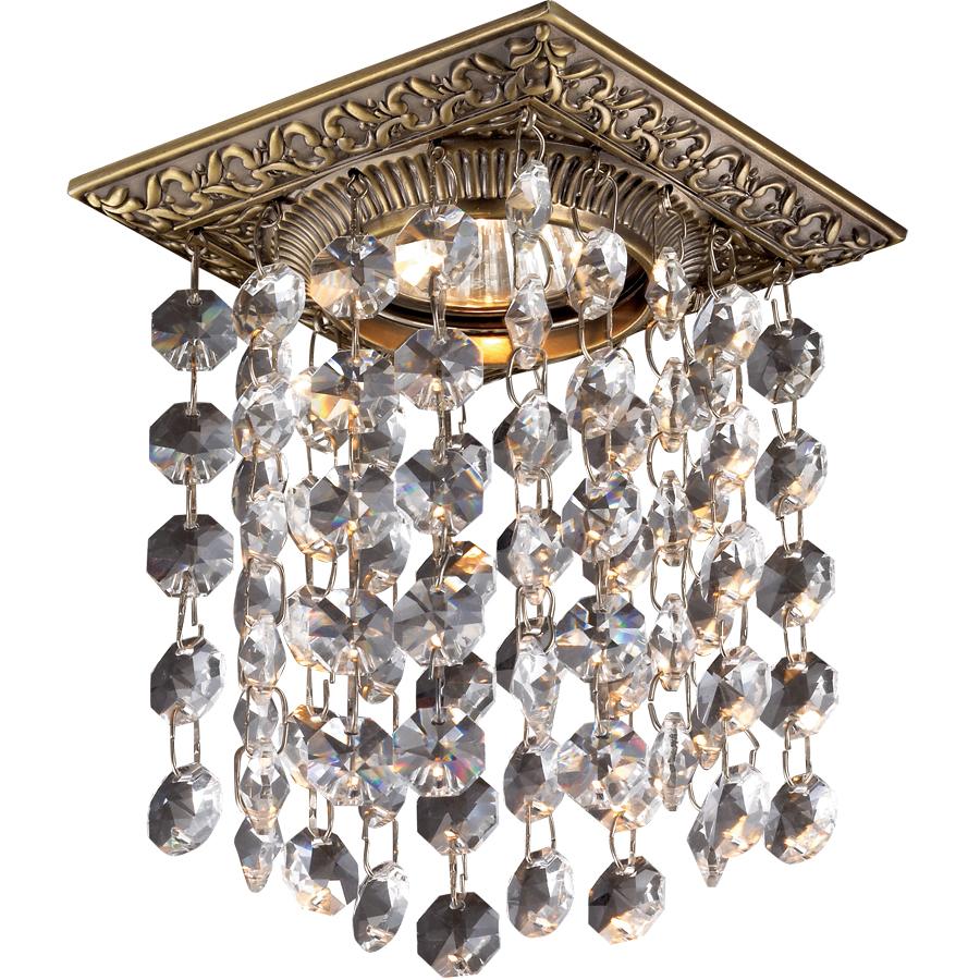 цена Светильник встраиваемый Novotech Grape nt14 028 369861 онлайн в 2017 году