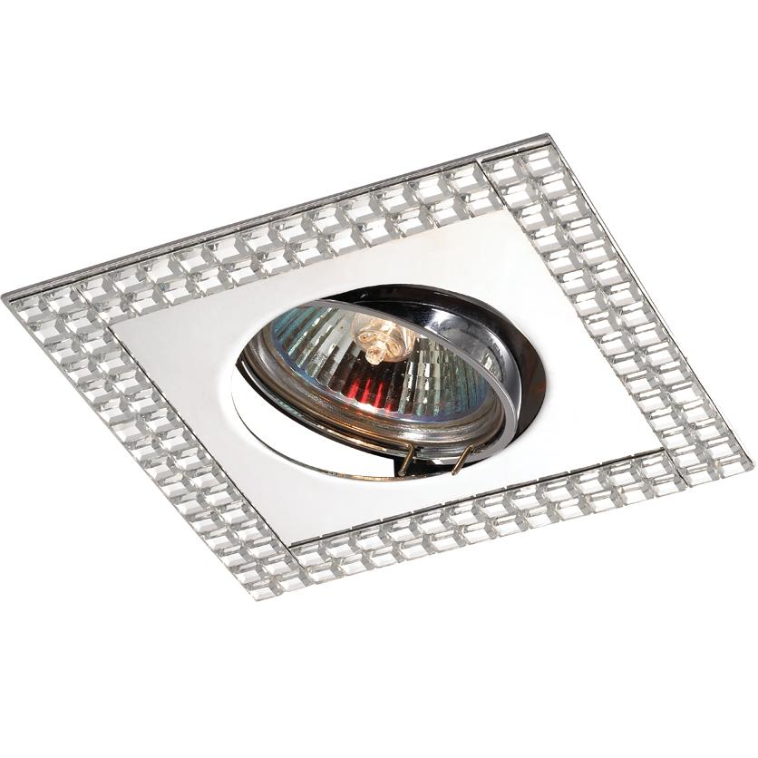 Светильник встраиваемый Novotech Mirror nt14 039 369836 novotech встраиваемый светильник novotech mirror 369836